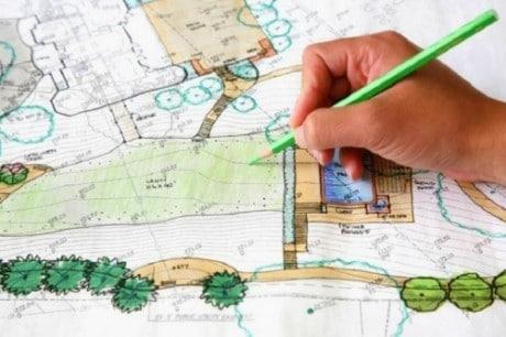 Нарисовать план участка на компьютере онлайн