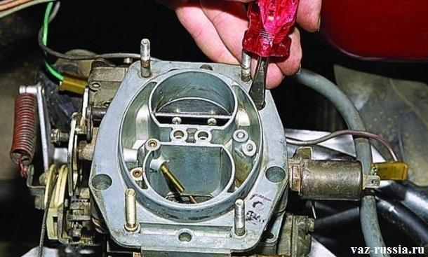 Сборка и настройка карбюратора солекс, как убрать провалы и уменьшить расход топлива и сделать экономичнее, неисправности видео
